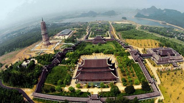 Kinh nghiệm đi chùa Bái Đính Ninh Bình cẩm nang từ A đến Z
