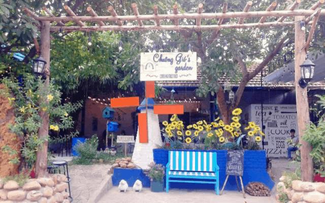 Cafe Hồ Tịnh Tâm - quán cafe đẹp ở Huế 01