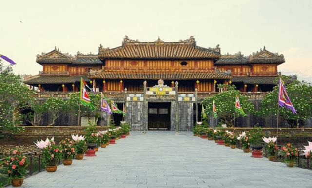 Di tích cố đô Huế - Hoàng Thành