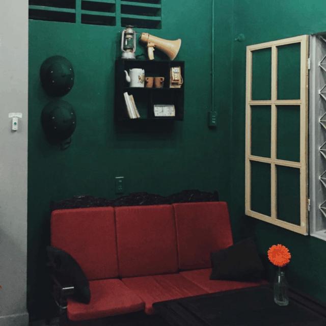 Đội cafe - quán cafe đẹp ở Huế 02