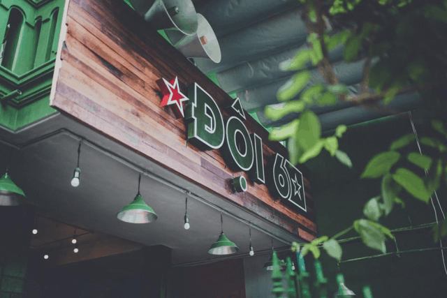 Đội cafe - quán cafe đẹp ở Huế