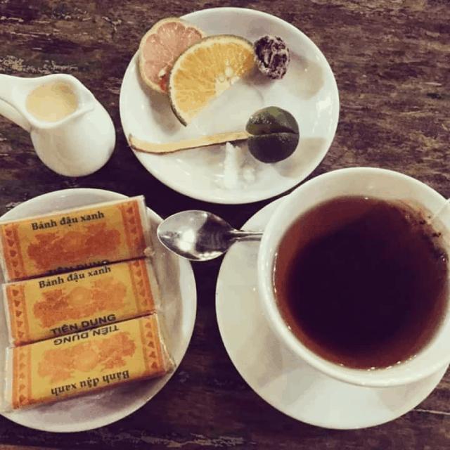 Đội cafe - quán cafe đẹp ở Huế 01