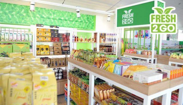 Fresh 2go - Ga quốc tế sân bay Tân Sơn Nhất