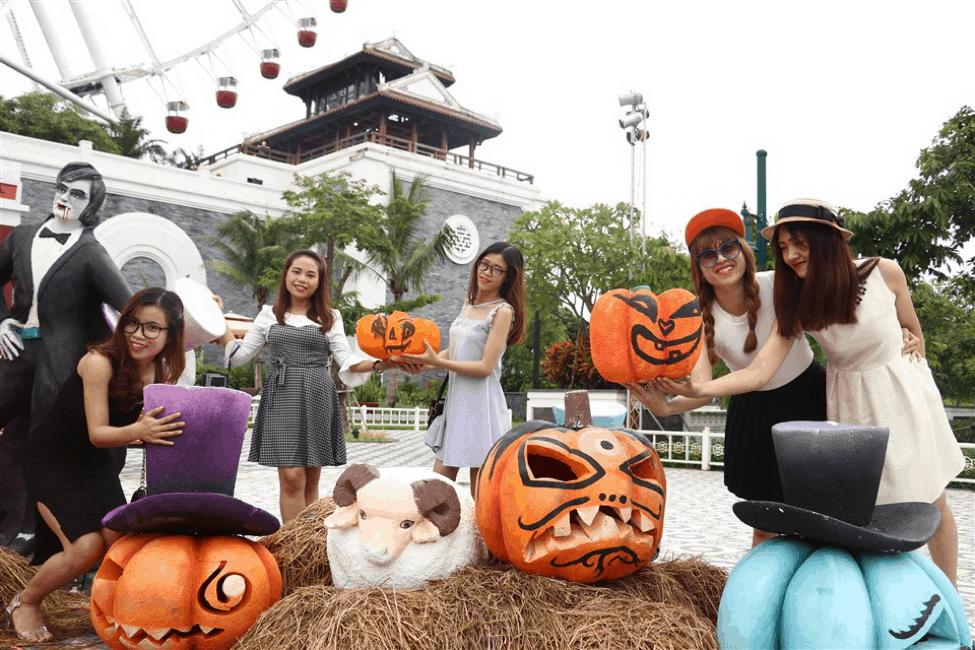 địa điểm vui chơi Halloween Đà Nẵng 05