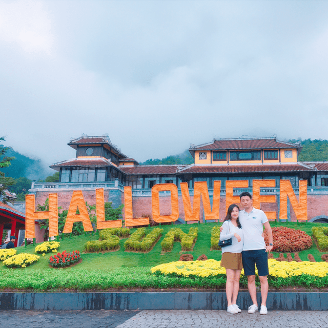 Lễ hội Halloween Sun World Bà Nà Hills 2017 tại Đà Nẵng 03