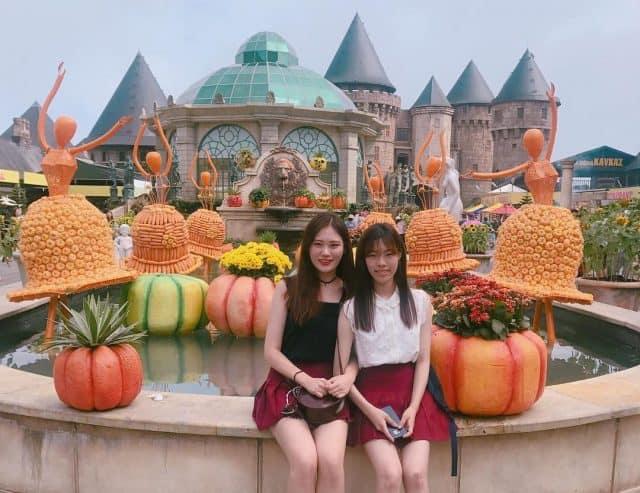 Lễ hội Halloween Sun World Bà Nà Hills 2017 tại Đà Nẵng 04