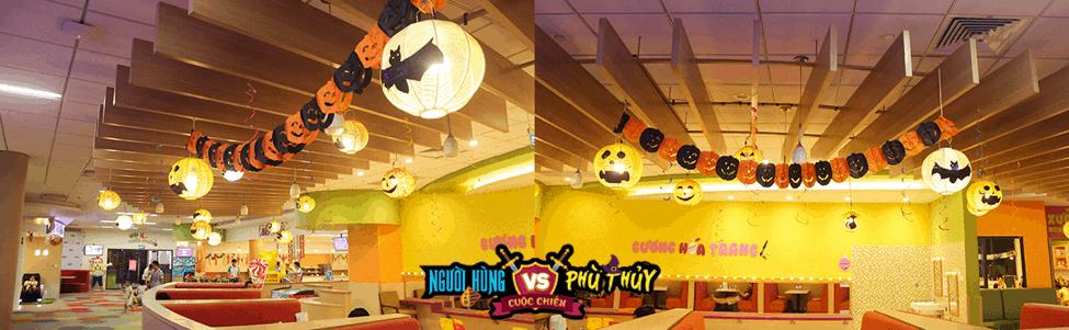 địa điểm vui chơi Halloween Đà Nẵng 03