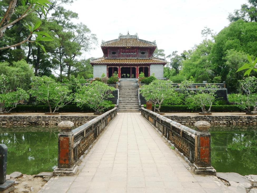 Di tích Cố đô Huế - Lăng Minh Mạng