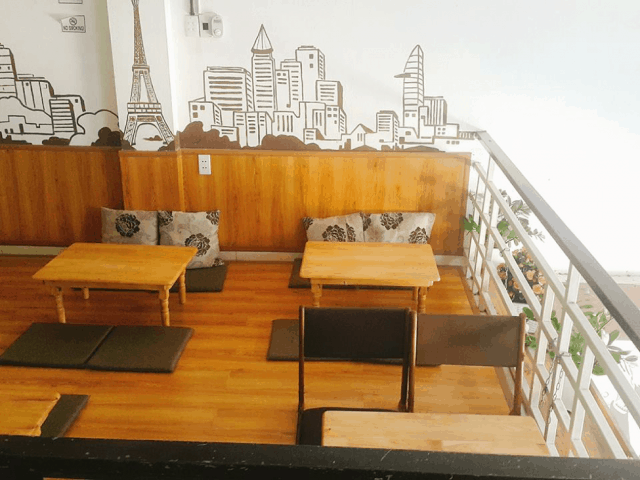 Miss Cafeteria - quán cafe đẹp ở Huế
