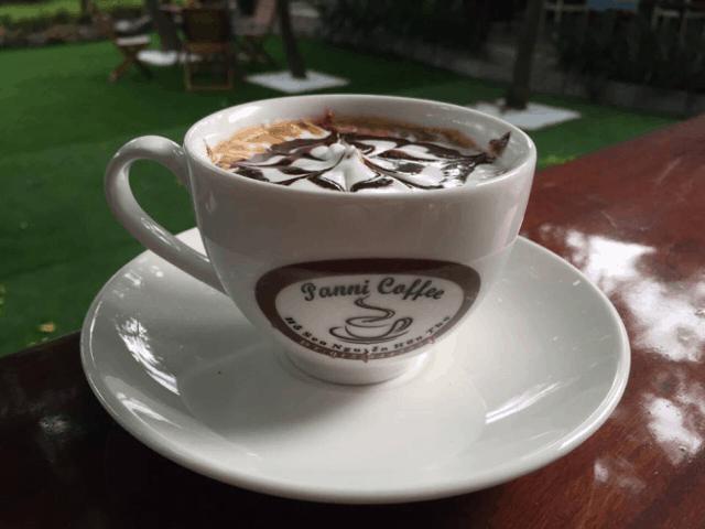 Panni Cafe - quán cafe đẹp ở Huế 02