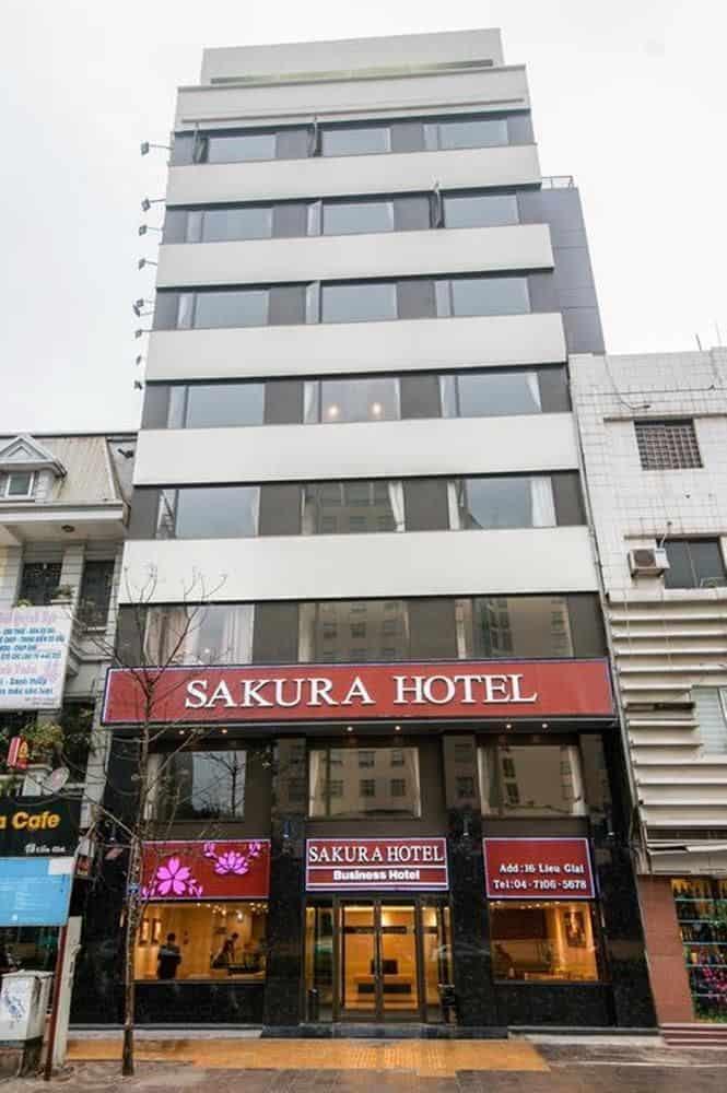 Hình ảnh khách sạn Sakura Hotel - Vũng Tàu