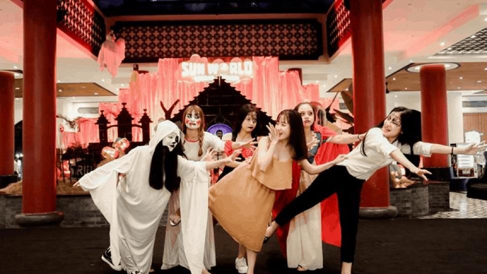 địa điểm vui chơi Halloween Đà Nẵng 04