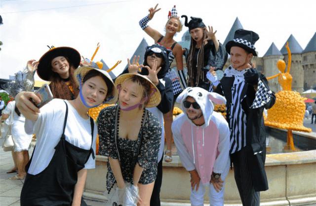 Lễ hội Halloween Sun World Bà Nà Hills 2017 tại Đà Nẵng 05