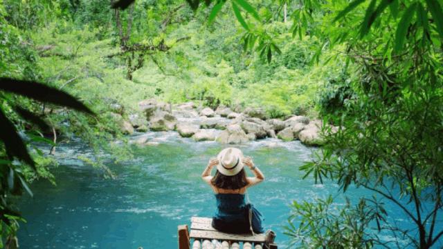Suối Nước Moọc Quảng Bình 05