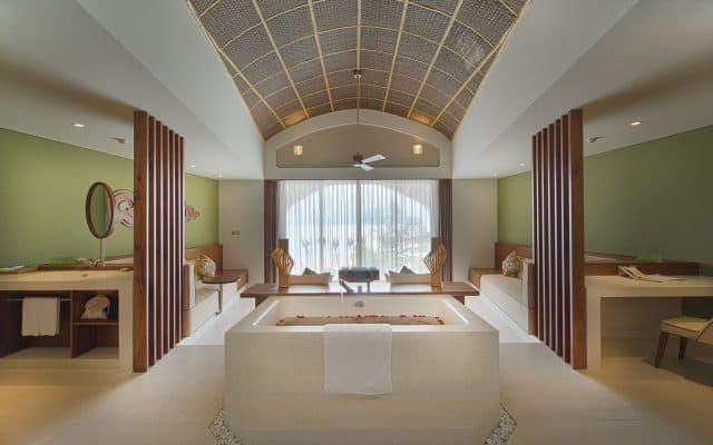 Bên trong resort ở Phú Quốc này