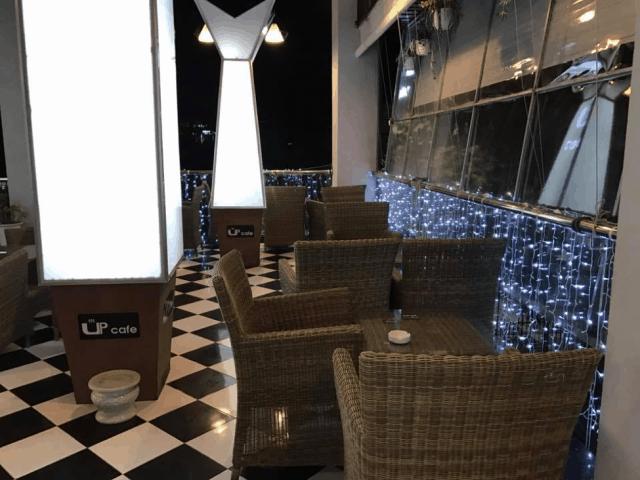 Up Cafe Huế - Quán cafe đẹp ở Huế