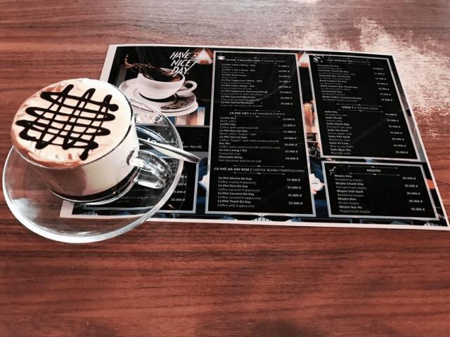 Up Cafe Huế - Quán cafe đẹp ở Huế 01