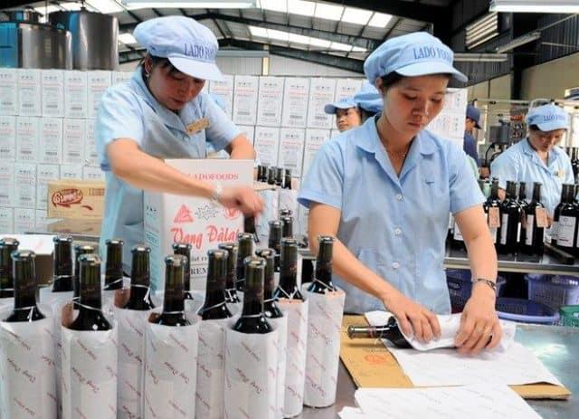 Làng nghề rượu vang Đà Lạt 03