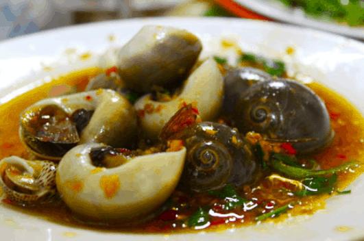 Món ốc nổi tiếng ở Sài Gòn (Ảnh ST)