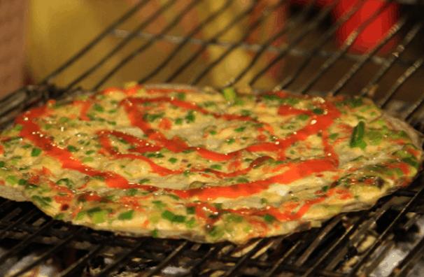 Bánh tráng nướng Đà Lạt (Ảnh ST)