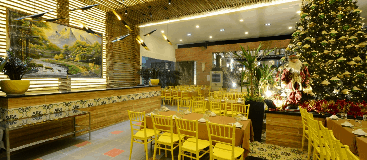Nhà hàng Làng Nướng Nam Bộ (Ảnh ST)