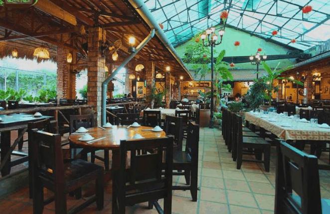 Nhà hàng Quê Nhà (Ảnh ST)