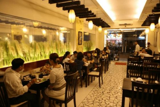 Nhà hàng Soa Soa (Ảnh ST)