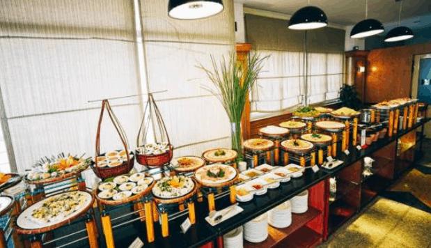 Nhà hàng Level 9 - Reastaurant (Ảnh ST)