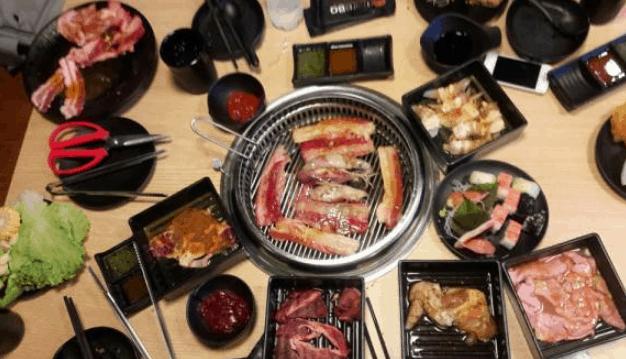 Nhà hàng Thái BBQ (Ảnh ST)