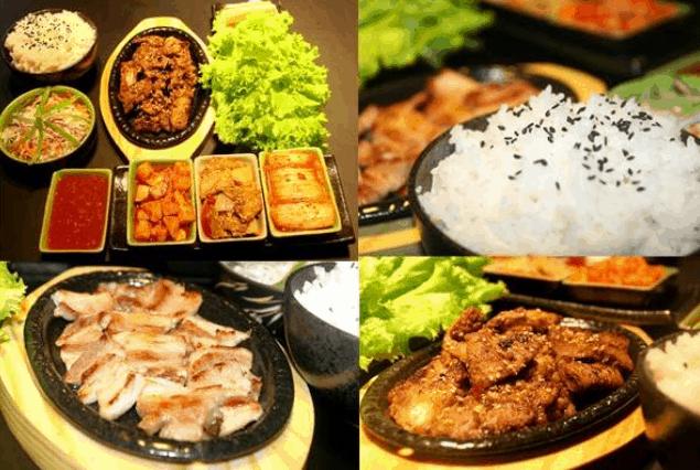 Những món ăn ngon ở Sài Gòn (Ảnh ST)