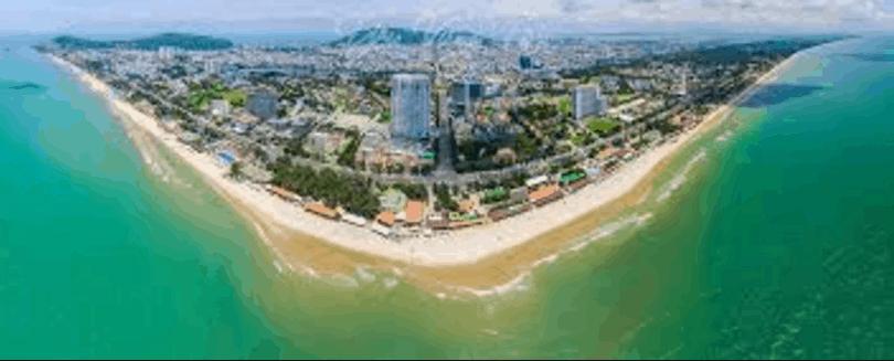 Thành phố biển Vũng Tàu thu hút rất nhiều khách du lịch
