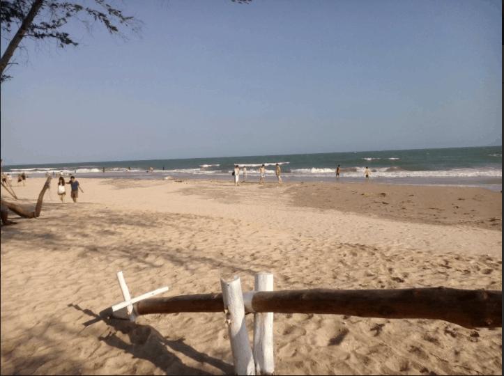Resort Gió Biển Hồ Tràm