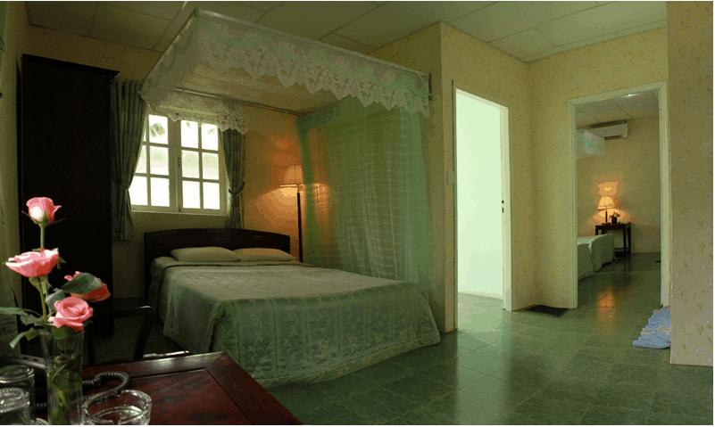 Phòng ngủ dành cho gia đình 4 người