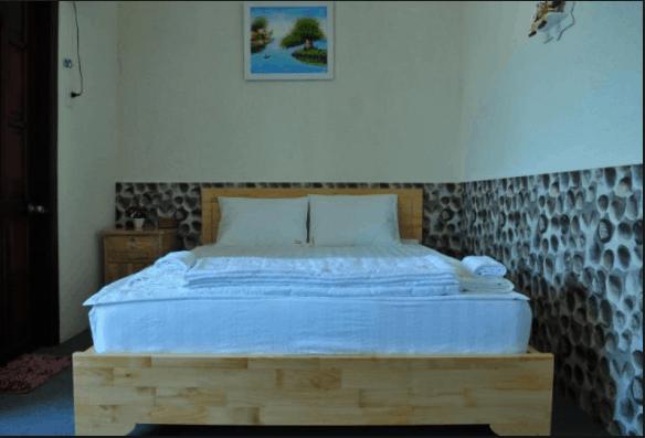 Phòng ngủ giường đơn không gian vừa đủ