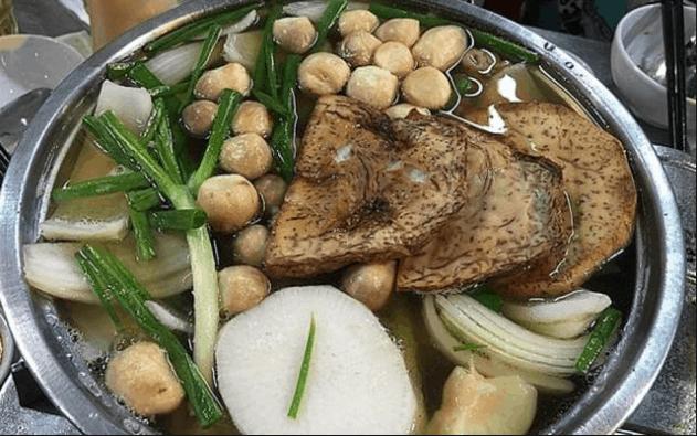 Lẩu Bò lạ miệng ở Hóc Môn