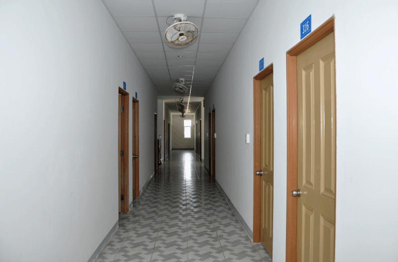 Khu motel dành cho khách du lịch