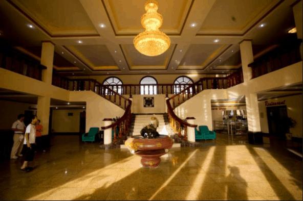 Sảnh khách sạn Paradise