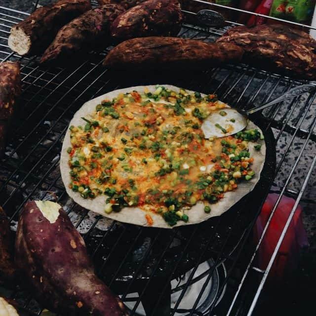 Bánh tráng nướng - đặc sản Đà Lạt 01