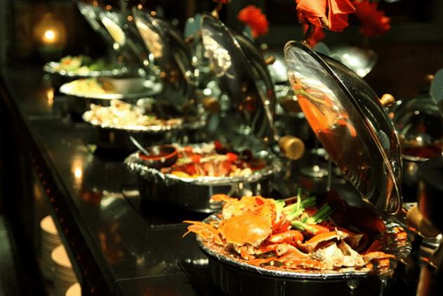 Hải sản ở nhà hàng Cham Charm (Ảnh ST)