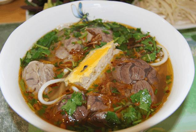 Bún Bò Huế Bùi Thị Xuân (Ảnh ST)
