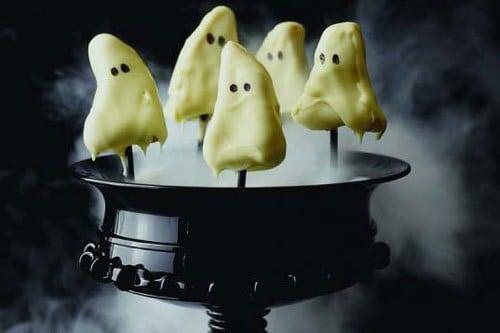 Bánh chanh ma quái cho ngày Halloween