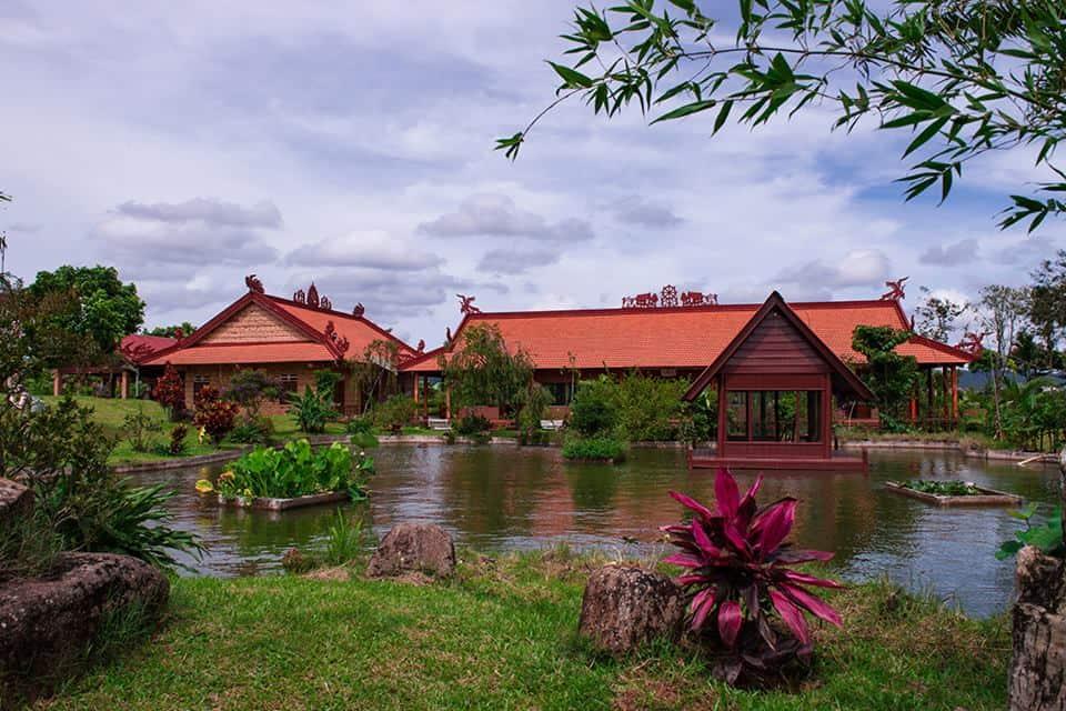 Chùa Di Đà - Du lịch Bảo Lộc