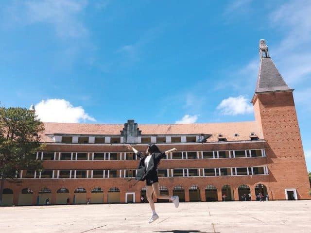 Địa điểm vui chơi Đà Lạt - Trường cao đẳng sư phạm Đà Lạt