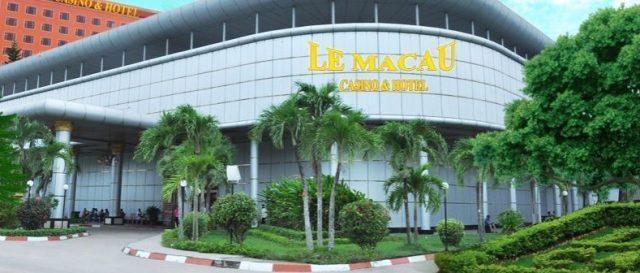 Một casino nổi tiếng tại Bavet khu kinh tế cửa khẩu Mộc Bài