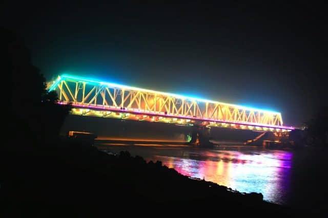 Cầu Hàm Rồng Thanh Hóa 11