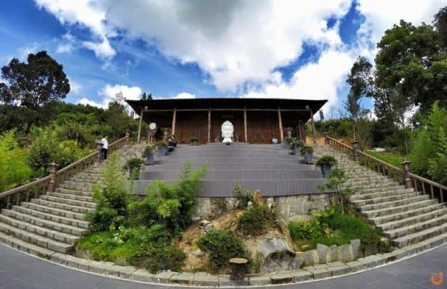 Chùa Linh Quy Pháp Ấn - địa điểm du lịch Đà Lạt