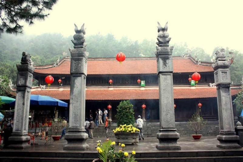 Chùa Non Nước - Đền Gióng Sóc Sơn