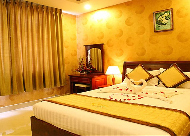 Phòng nghỉ trong khách sạn
