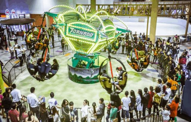 Trải nghiệm những trò chơi giải trí tại Helio Center Đà Nẵng