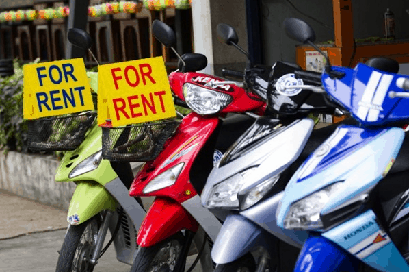 Dịch vụ cho thuê xe gắn máy tại Vũng Tàu phục vụ 24/24